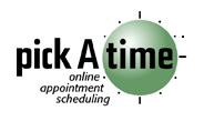 pickAtime website