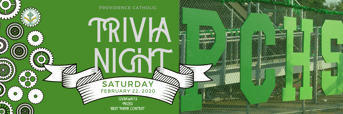 Alumni, Join Us For Trivia Night!