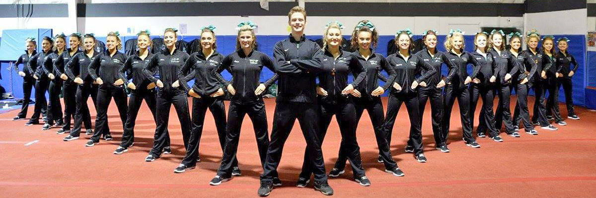 Celtic Cheerleaders Place 4th in State