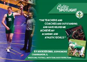 Celtic Spotlight Ryan Boersma
