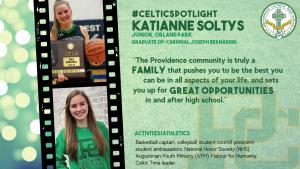 Celtic Spotlight-Katianne Soltys