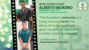 Celtic Spotlight - Alberto Moreno