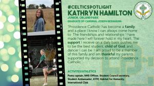 Celtic Spotlight - Kathryn Hamilton