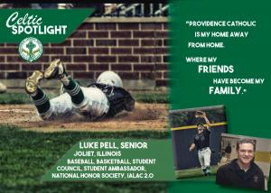 Celtic Spotlight Luke Pell
