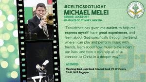 Celtic Spotlight - Michael Melei