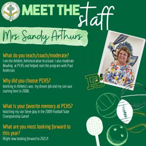 Meet the Faculty - Arthurs