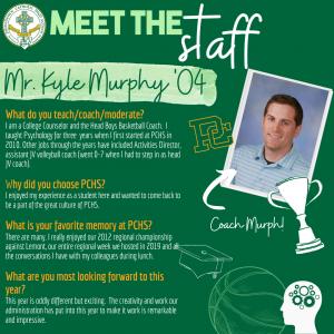 Meet the Faculty - Murphy