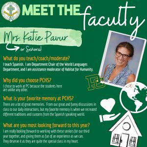Meet the Faculty - Pavur (1)