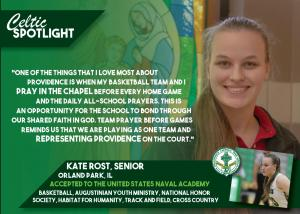 Celtic Spotlight Kate Rost