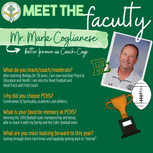 Meet the Faculty - Cogs