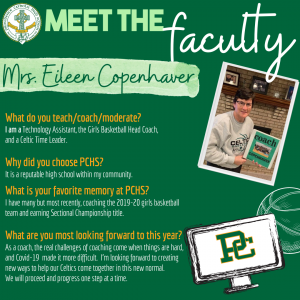 Meet the Faculty - Copenhaver