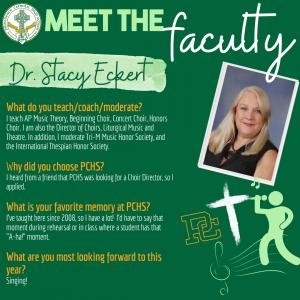 Meet the Faculty - Eckert