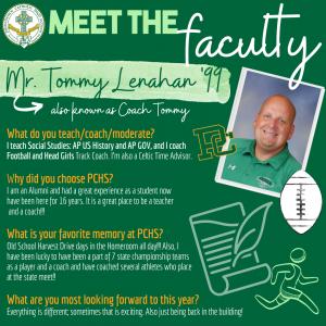 Meet the Faculty - Lenahan