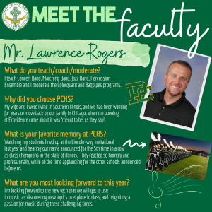 Meet the Faculty - Rogers