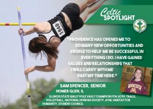 Celtic Spotlight Sam Spencer