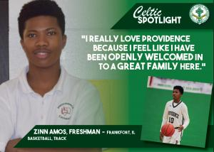 Celtic Spotlight Zinn Amos