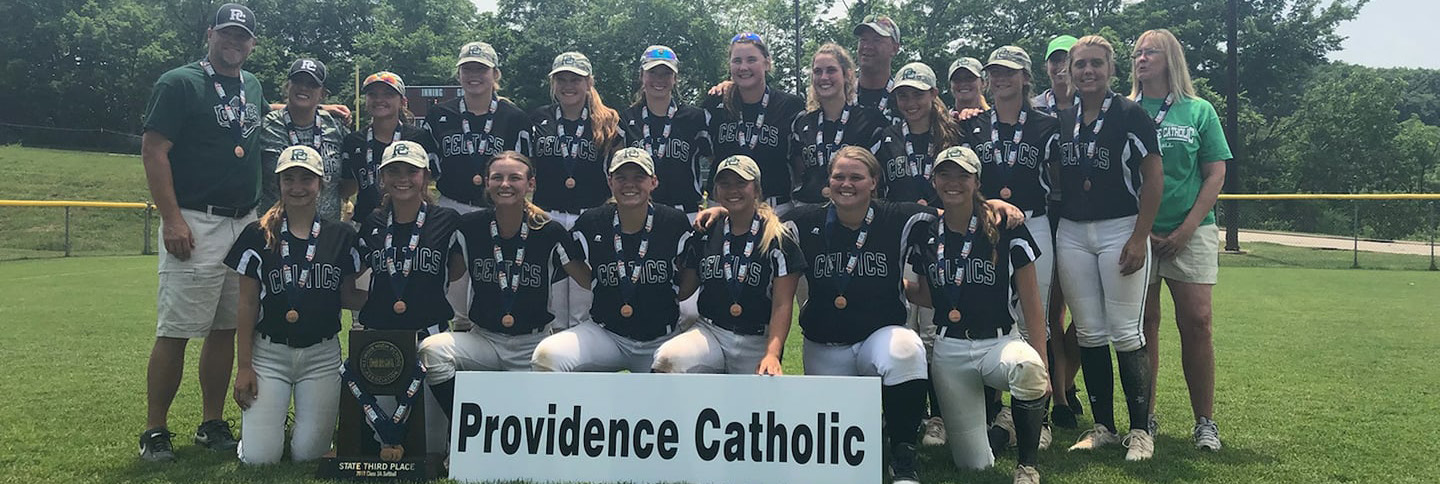 Softball Team Wins 3rd In State! -