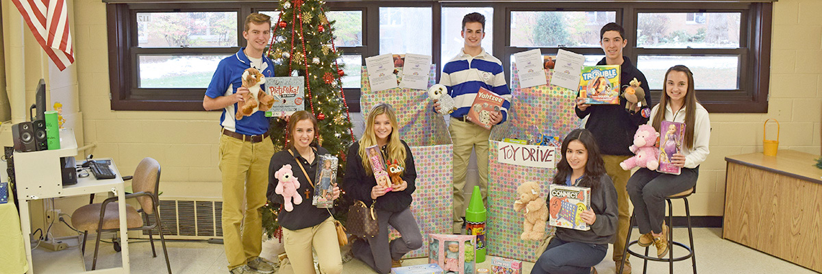 AYM Toy and Gift Card Drive